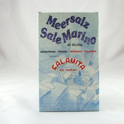 Sale Marino Integrale Grosso (1 Kg)