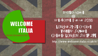 Biosolidale@Welcome Italia (London)
